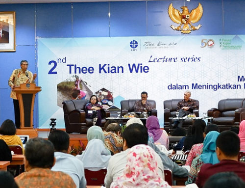 [FKP at LIPI] The 2nd Thee Kian Wie Lecture Series